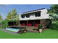 Pasivní domy Hradec Králové - realizace včetně projektu