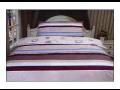 Výprodej ložních souprav Jičín – ložní soupravy bavlněné, směsové a damaškové