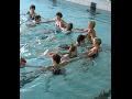 Vodn� aerobik, plav�n� batolat �umperk