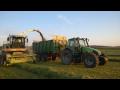 Sklizňové a zemní práce - ochrana rostlin, hnojení, servis traktoru