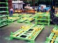 Strojní zámečnictví kovoobrábění výroba ocelových palet Kolín