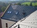 Střechy Chomutov - tesařské, klempířské a pokrývačské práce