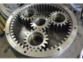 Ozubárenská technika, výroba ozubených součástí, ozubení čelní, přímé, šikmé, šneková kola