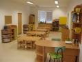 Vybavení interiéru MŠ, školních zařízení, družiny - výroba dětské stoly, židle, lehátka
