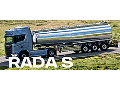 Nákladní vozidla SCANIA pro různé typy provozů, autobusy, prodej, servis