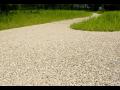 Vymývaný beton GRANISOL – dekorativní velké plochy – různé barvy