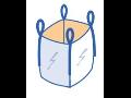 Elektricky vodivé BIG-BAGy typu C umožňují odvádět elektrostatické náboje