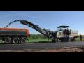 Frézování krytů vozovek Rakovník – včetně očištění plochy a odvozu materiálu