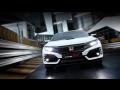 Vyzkoušejte si novou generaci vozu Honda Civic Typ R