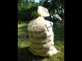 Průduchové pytle pro balení a uskladnění brambor