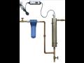 Dezinfekční vodní filtry a UV zářiče – řešení pro bakteriologicky závadnou vodu
