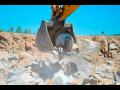 Dodavatel demoliční koule pro kamenolomy