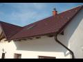 Hliníková střešní krytina - kvalitní střecha pro Váš domov