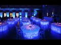 Půjčovná cateringového vybavení a dekorace na společenské akce