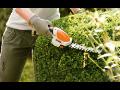 Prodej akumulátorové zahradní techniky značky STIHL