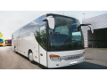 Autobusová doprava v Pardubickém kraji, zájezdová doprava