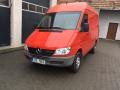 Mercedes-Benz – kvalifikované karosářské a lakýrnické práce