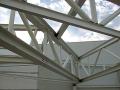Ocelové konstrukce pro haly a průmyslové provozy, výroba a montáž