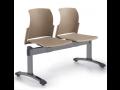 Židle a lavice do čekáren Praha – mnoho variant podle Vašeho přání