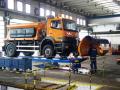 Opravy, servis nákladní vozidla, komunální technika Ostrava