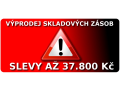 Výprodej skladových vozů Škoda FABIA TSI