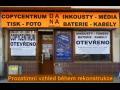 Praha reklamní polepy