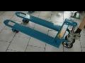 Repasovaný paletový vozík cena od 2900,-Kč Uherské Hradiště, Zlín