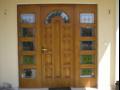 Montáž vchodové a posuvné dveře Praha