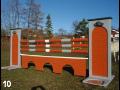 Produktion Parkour Hindernisse und Behälter aus Glasfaserlaminat