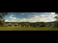 Obec Zdíkov, vesnice na Prachaticku s malebným zámeckým parkem