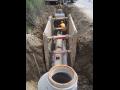 Stavební činnost – výstavba a rekonstrukce kanalizací, vodovodů a komunikací