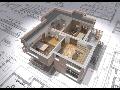 Projekce staveb, architektonické návrhy, inženýrská činnost