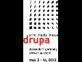 DRUPA 2012, Dusseldorf, světový polygrafický veletrh čeká na Vás