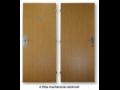 Bezpečnostní dveře, kování, protipožární zabezpečení Ostrava