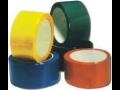 Obalové materiály samolepící pásky fólie balící stroje Chrudim