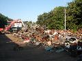 Sběr, výkup a zpracování kovového odpadu a barevných kovů
