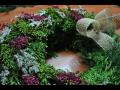 Zahradní centrum připraví smuteční vazby, hřbitovní věnce, dekorace na hřbitov