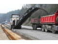 Dopravní stavby, frézování povrchů vozovek, údržba letištních ploch