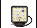 Novinka - LED pracovní světla, majáky a predátory prodej – různé velikosti, barvy, uchycení