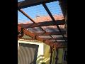 Zastřešení, přístřešky balkónů a bazénů Uherské Hradiště