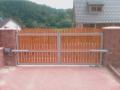 Vrata, brány, závory Opava