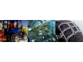 Řetězy do fréz pro kominíky, řetězy pro strojírenský průmysl