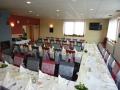 Salónek pro firemní večírky, oslavy, svatební, smuteční hostiny - možnost ubytování v motorestu