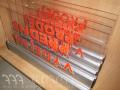 Nasvětlovací profily Praha – výroba nasvětlených gravírovaných desek