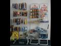 Vybavení interiérů prodejen i obchodů s různým zbožím, okres Chrudim