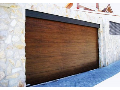 Sekční garážová vrata, zasklívání lodžií a balkonů Liberec.