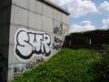 Myt� �i�t�n� fas�dy, odstran�n� graffitti, grafiti antigraffitti.