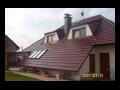 Zateplení střech, tesařské,klempířské,pokrývačské práce Prostějov