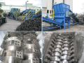 Tire recycling line production - Pavel Jelinek - Stroje (machines, machinery)