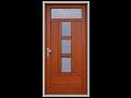 Výroba, prodej dřevěná okna, eurookna, vchodové dveře, Opava